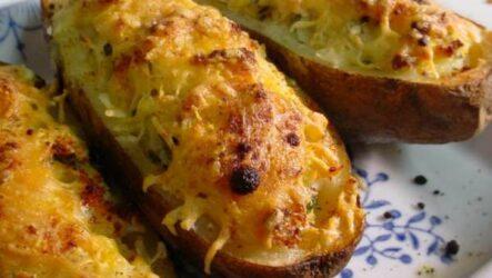 Жульен с картошкой: 8 аппетитных рецептов