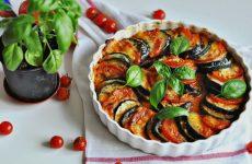 Рататуй в духовке: 10 французских рецептов