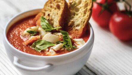 Томатный суп: 7 классических рецептов