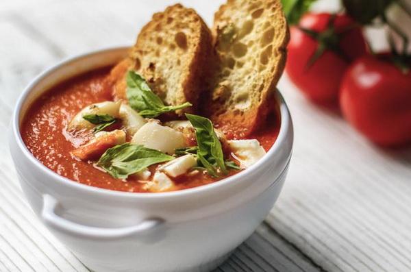 Томатный суп классический