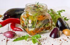 Вкусные баклажаны на зиму: 7 классных рецептов