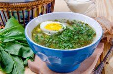 Зеленый борщ со щавелем: 7 легких рецептов