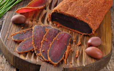 Бастурма из говядины: 7 отличных рецептов