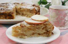 Болгарский пирог: 7 яблочных рецептов