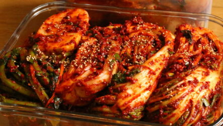 Кимчи по-корейски: 8 острых рецептов