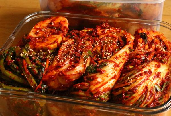 Кимчи по-корейски
