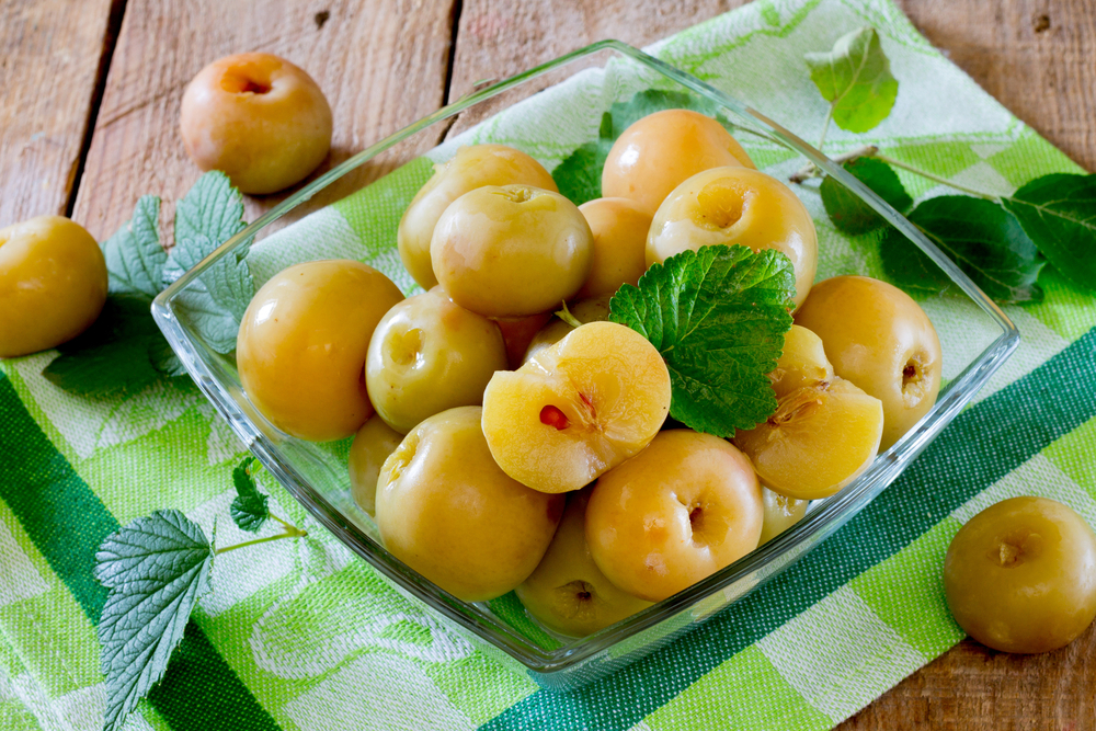 мочёные яблоки антоновка рецепт в ведре