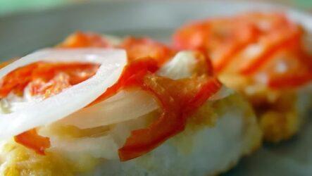 Рыба в духовке с помидорами: 9 отличных рецептов