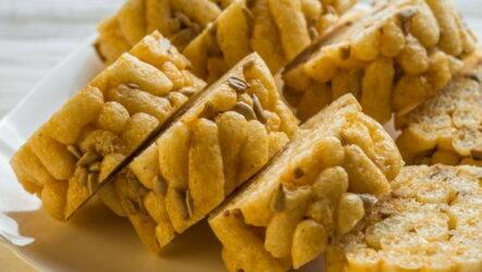 Торт из кукурузных палочек: 6 рецептов без выпечки