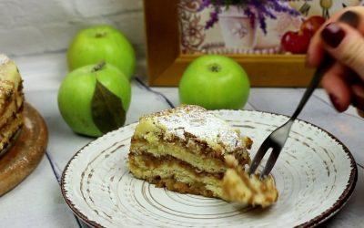 Пирог Три стакана: 5 рецептов на скорую руку
