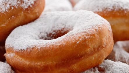 Пышные пончики: 6 сладких рецептов