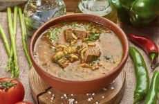Харчо по-грузински: 7 национальных рецептов