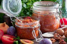 Харчо на зиму: 4 рецепта заготовок