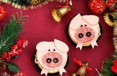 Новогодние блюда: 10 ярких рецептов