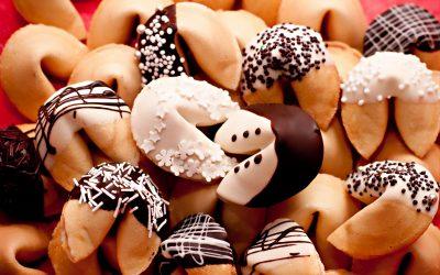 Печенье с предсказаниями: 6 волшебных рецептов + бонус