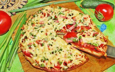 Пицца на сковороде на кефире: 7 быстрых рецептов
