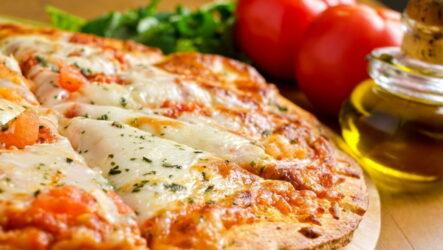 Пицца на сметане: 7 рецептов на сковороде