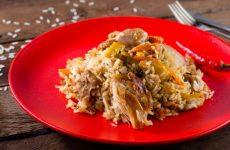 Плов в духовке: 10 отличных рецептов