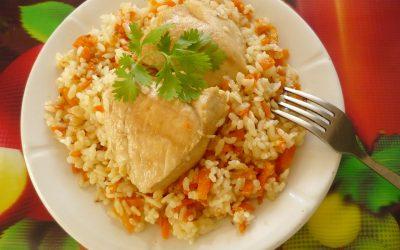Плов из курицы: 8 хороших рецептов