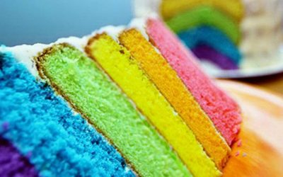 Торт Радуга: 7 праздничных рецептов