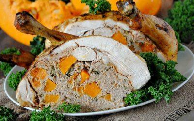 Фаршированная курица: 10 рецептов на праздничный стол