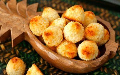 Кокосовое печенье: 10 сладких рецептов