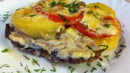Мясо по-французски с картофелем: 7 простых рецептов