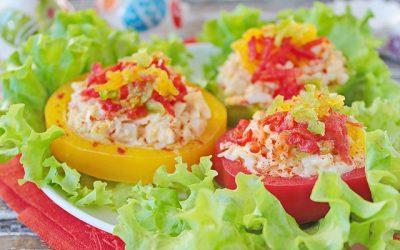Салат Светофор: 8 ярких рецептов
