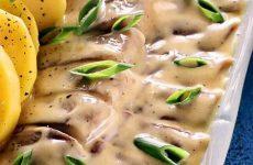 Сельдь в горчичной заливке: 7 простых рецептов