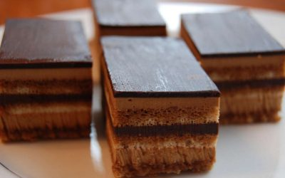 Торт Опера: 6 французских рецептов
