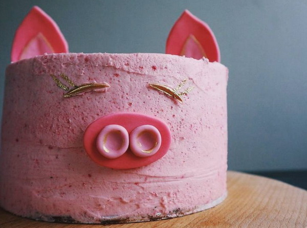 Торт Свинка