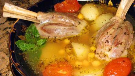 Шулюм из баранины: 8 традиционных рецептов