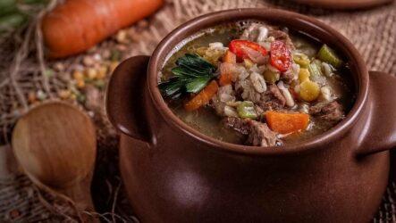 Суп из баранины: 8 отличных рецептов