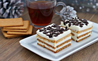Творожный торт без выпечки: 7 сладких рецептов