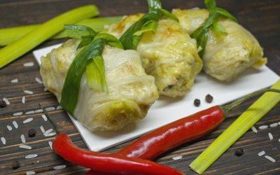 Голубцы из пекинской капусты: 8 отличных рецептов