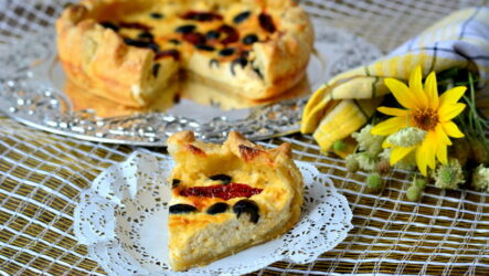 Греческий пирог: 8 интересных рецептов