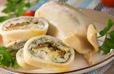 Кальмары с сыром и яйцом: 9 необыкновенных рецептов