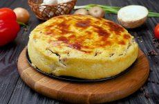 Картофельный пирог: 9 сытных рецептов