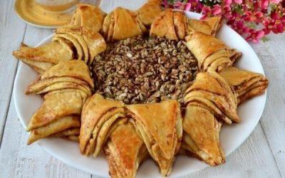 Пирог Подсолнух: 7 оригинальных рецептов