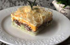 Салат Мужские грезы с говядиной: 7 несложных рецептов