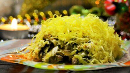 Салат Мужской каприз: 8 рецептов к празднику