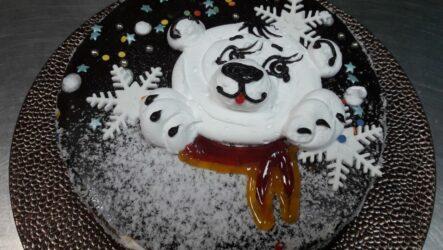 Торт Мишка на севере: 6 рецептов из детства