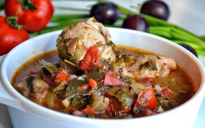 Чахохбили из курицы: 8 классических рецептов