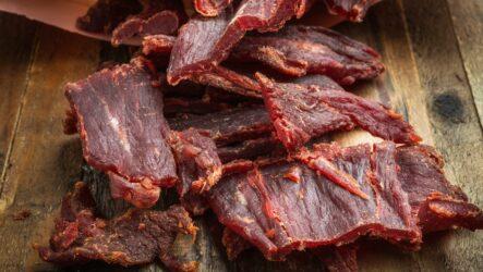 Вяленая говядина: 7 прекрасных рецептов