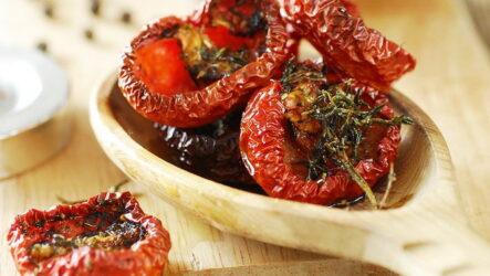 Вяленые томаты: 7 рецептов ароматной закуски