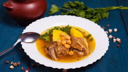 Бозбаш: 8 рецептов ароматного супа