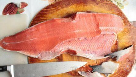 Как разделывать рыбу?
