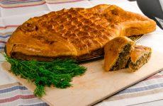 Рыбный пирог в духовке: 7 отличных рецептов