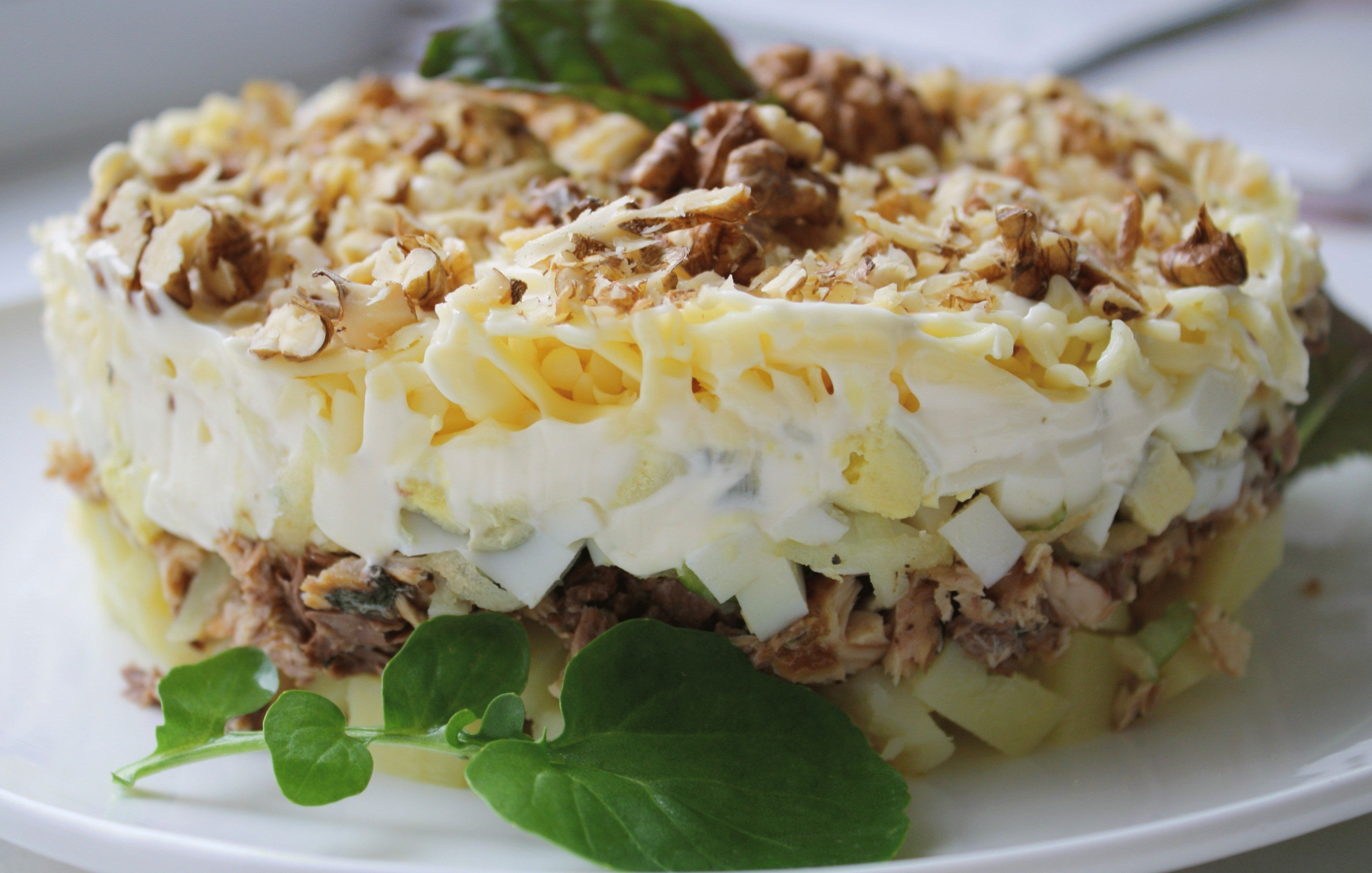 вас салат австрийский рецепт с фото пошагово второй половине боя