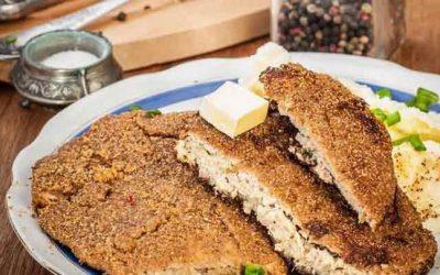 Шницель из фарша: 7 прекрасных рецептов